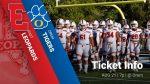 Football @ Orem: Ticket Info