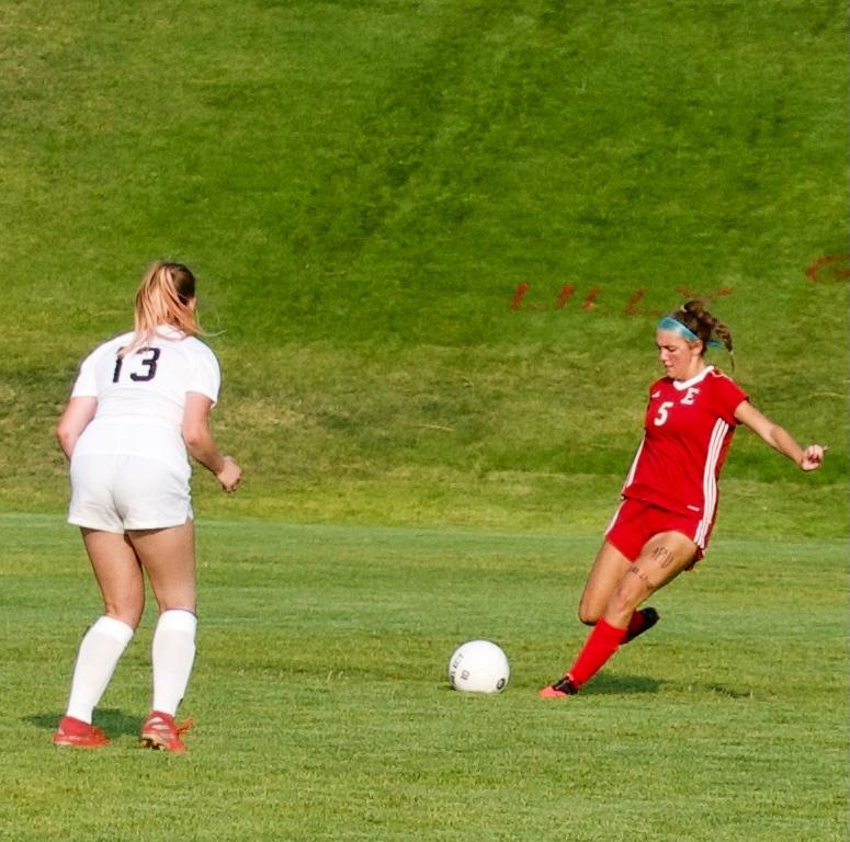 Soccer vs highland 9/17/20