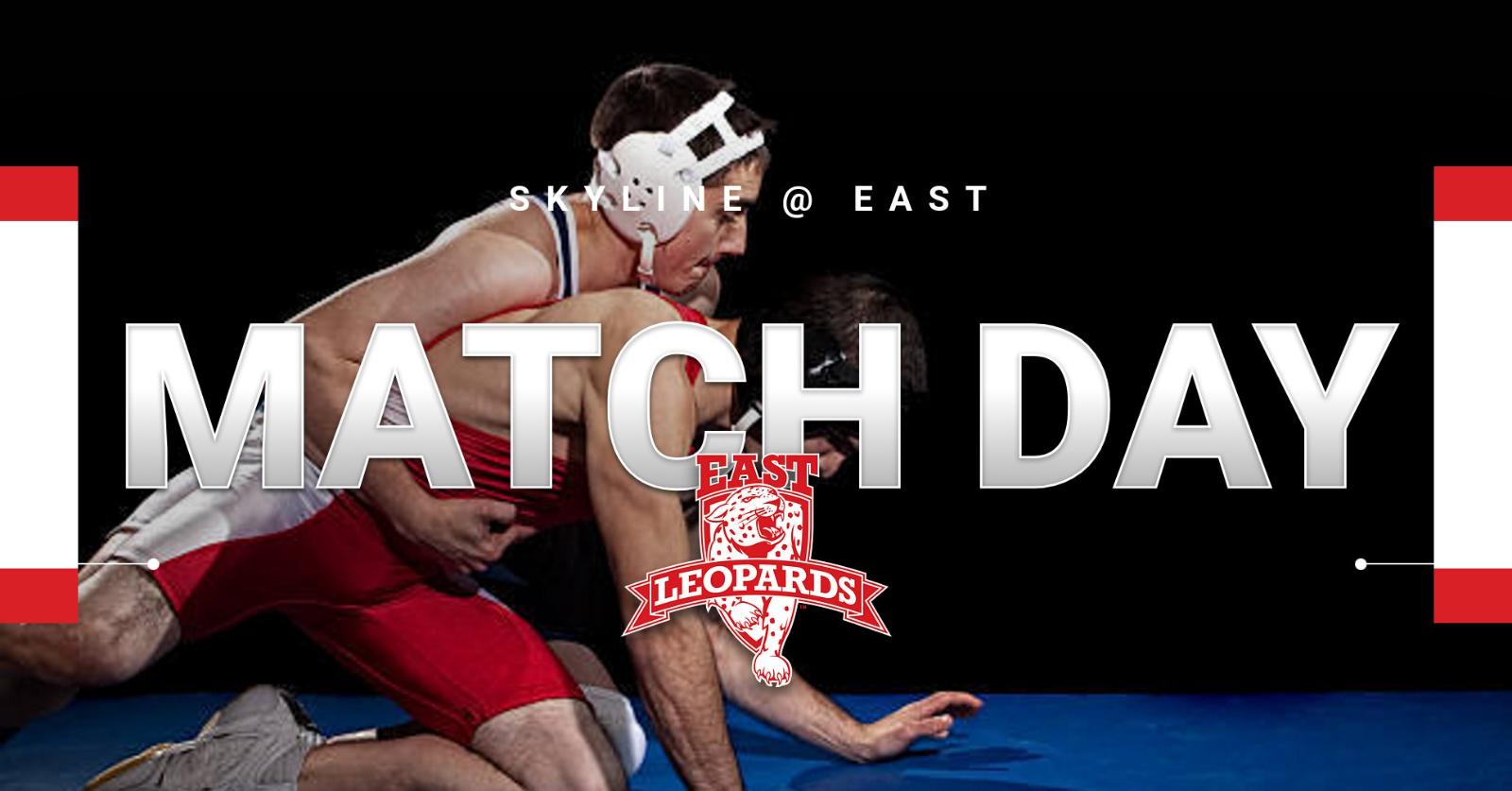 Wrestling: Match Day!