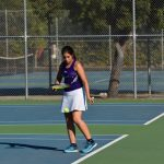 Girls Varsity Tennis vs. Rubidoux