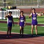 Ramos and Varelas turn in top 4 times at MVL Cluster #2