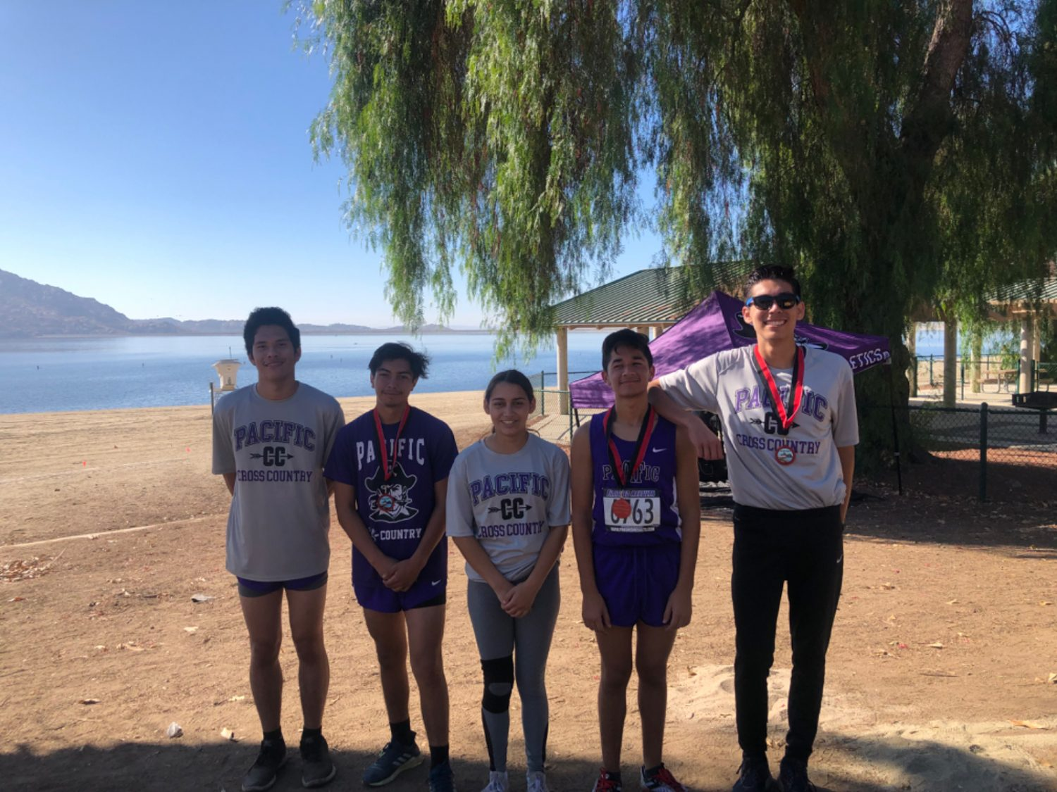 XC Team Brings Home Hardware from the Inland Empire Challenge