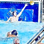 Boys Water Polo Falls to Indian Springs