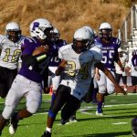 Pirate Frosh/Soph Football Can't Run Past Moreno Valley