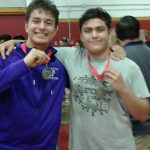 PHS Wrestlers Bring Home Medals From Hemet Invite.