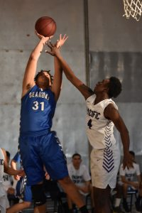 Var Boys Basketball vs Beaumont