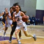 Pirates Run into Vikings in Girls Basketball