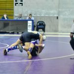 Wrestling vs Moreno Valley