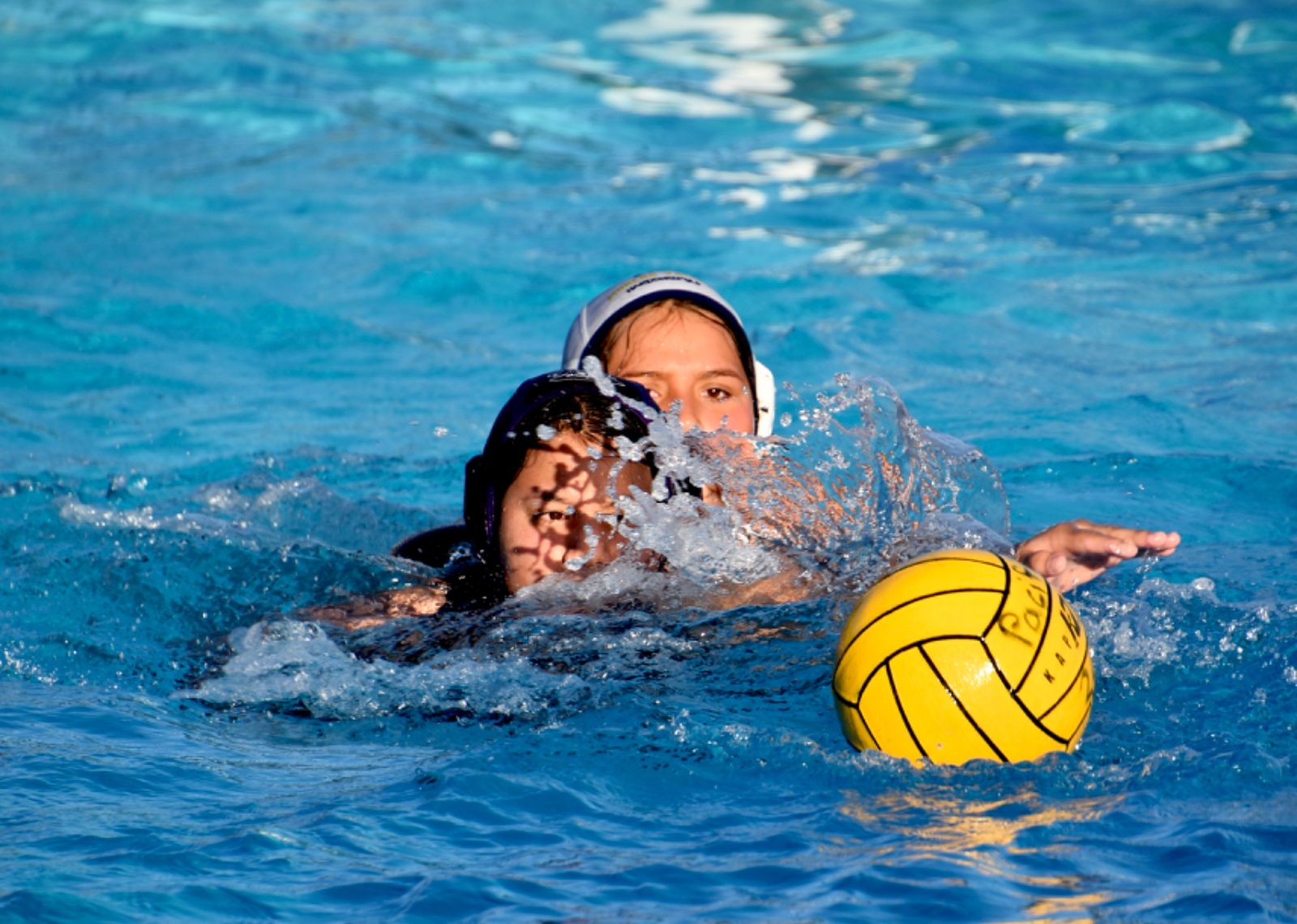 More of Our Awesome Girls Water Polo Team