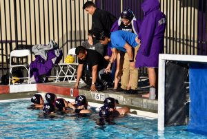 Girls Water Polo vs Moreno Valley