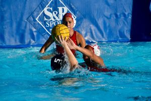 Girls Water Polo vs Santa Ana