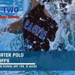 Girls Water Polo Swims Into the Second Round of CIF Playoffs