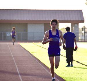 Track – PHS vs AB Miller