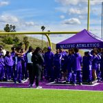 Pirates Split Track Meet with Ravens