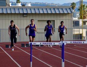 Track vs Vista del Lago