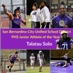 Talatau Solo is a PHS Junior Scholar Athlete of the Year!
