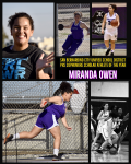 Miranda Owen is a PHS Sophomore Athlete of the Year!