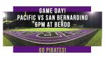 Football Tonight Against Berdoo!