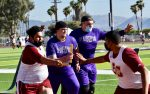 Pacific, Indian Springs Big Boys Rumble Down the Track