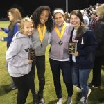 Lady Pats Soccer Players Earn Awards