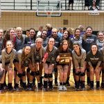 Lady Pats Volleyball Players Earn Awards