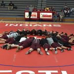 Wrestling defeats Montogery Central, falls to Creek Wood