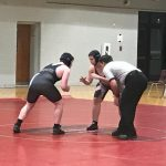 Wrestling Splits Matches with Harpeth & Goodpasture