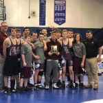 Wrestling takes 2nd place at Forrest