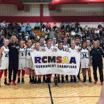 RCMSAA TOURNAMENT WINNERS!