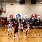 Season Ends for MS Girls Basketball