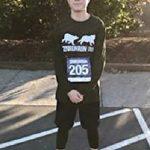 Searcy runs at the Nashville Zoo Fun Run