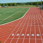 HS Track schedules are posted!