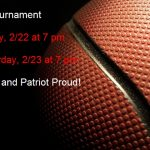 Region 5AA Basketball at Home this weekend