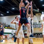 Upset lifts Patriots to district tournament championship game