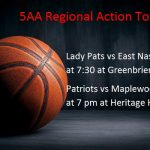 5AA Regional Action Tonight
