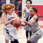 Lady Patriots advance to region semis with win over MLK