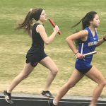 Track competes at The Creek Wood Jamboree