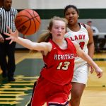 Lady Patriots bow out in region semifinals