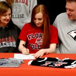 Hagewood signs with Florida College