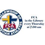 FCA tomorrow, 4/11!