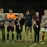 Soccer: Senior Night Celebration