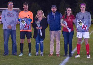 Soccer: Senior Night 4/16/19