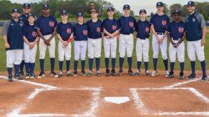MS Baseball: 8th Grade Recognition 4/16/19