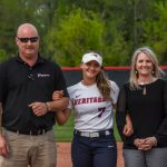 HS Softball: Lady Pats celebrate Senior Alex Martin