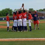 MS Baseball: Three-peat!