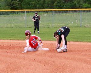MS Softball vs Greenbrier 4/23/19