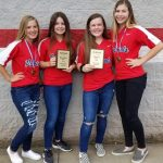 MS Softball: Tournament & District Awards