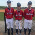 MS Baseball: Tournament & District Awards
