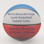 Time to register for the Heritage Youth Basketball Summer Camp