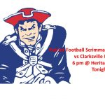 HS Football: Spring Practice Scrimmages